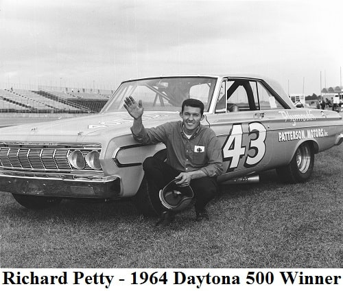 Richard Petty - 1964 Daytona 500 Winner