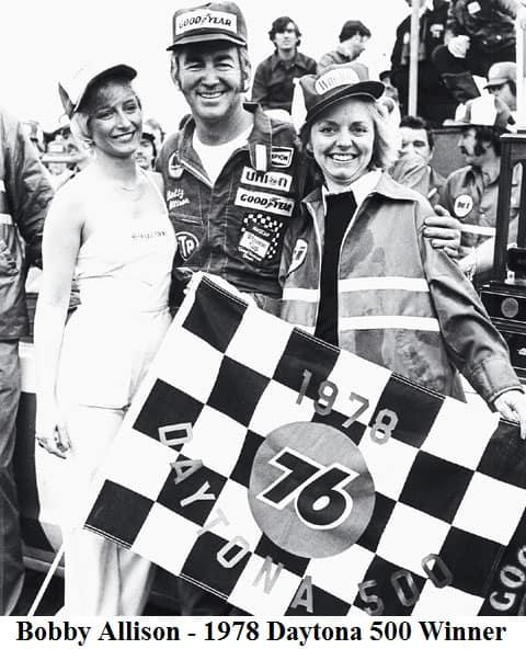 bobby allison 1978 daytona 500 winner