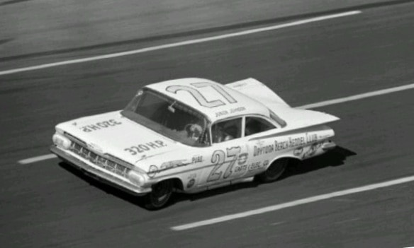 Junior-Johnson-Daytona-500-1960