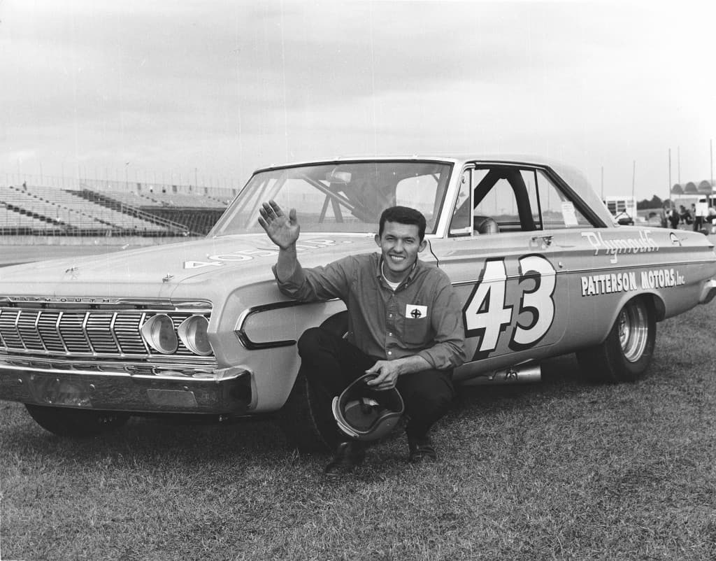 Image result for photo of richard petty