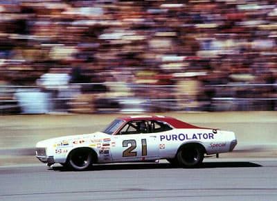 AJ Foyt Daytona 500 winner 1972