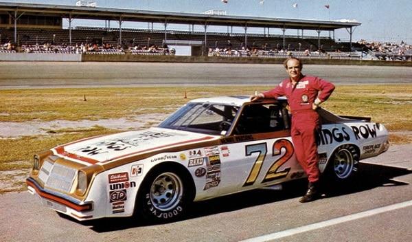 Benny Parsons Daytona 500 winner 1975