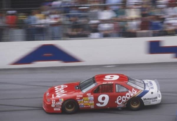 Bill Elliott Daytona 500 winner 1985