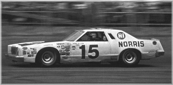 Bobby Allison Daytona 500 winner 1978