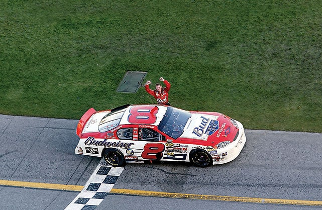 Dale Earnhardt Jr Daytona 500 winner 2004
