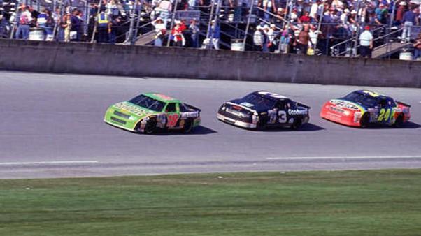 Dale Jarrett Wins 1993 Daytona 500