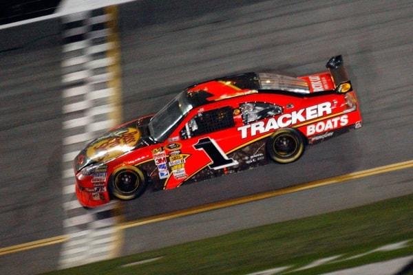 Jamie McMurray Daytona 500 winner 2010