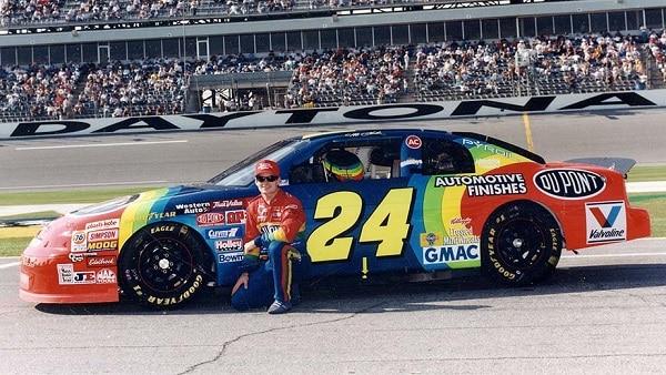 Jeff Gordon Daytona 500 winner 1997