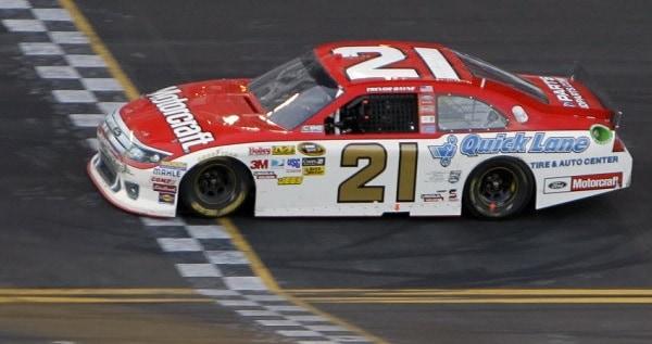 Trevor Bayne Daytona 500 winner 2011