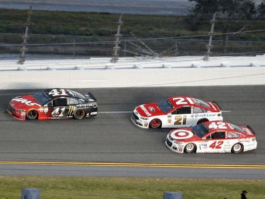 2017 Daytona 500 Winner